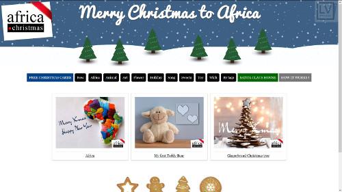 africa-christmas