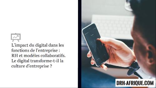 Digital RH : présentation de Dakar et podcast
